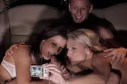 Gabriella & Anneli in Girls Night